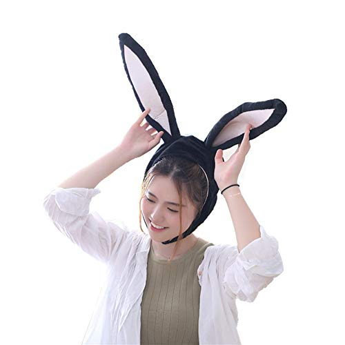 MIUNIKO Cosplay Party Cute Plush Bunny Rabbit Ears