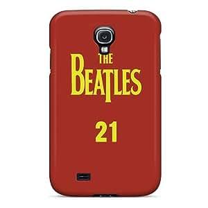 AlissaDubois Samsung Galaxy S4 Shock Absorbent Hard Phone Case Provide Private Custom Beautiful The Beatles Pictures [Bif4357qOXb]