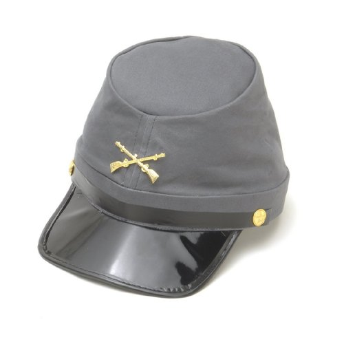 - Civil War Kepi Hat Costume Accessory