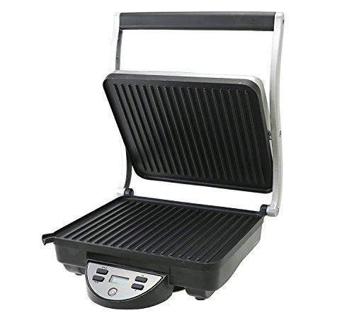 Ovente Electric Sandwich Temperature GP1000BR product image