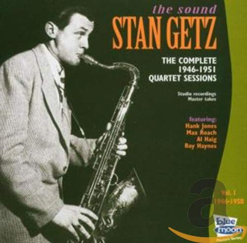 Omaha Mall The Sound Stan Getz: Complete Vo Quartet Sessions Limited time cheap sale 1946-1951