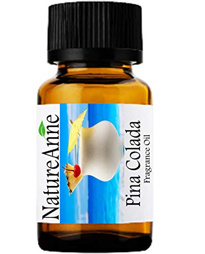 (Pina Colada Premium Grade Fragrance Oil - 10ml - Scented Oil - for Diffuser Oils, Making Soap, Candles, Lotion, Home Scents, Linen Spray, Lotion, Perfume, Beard Oil,)