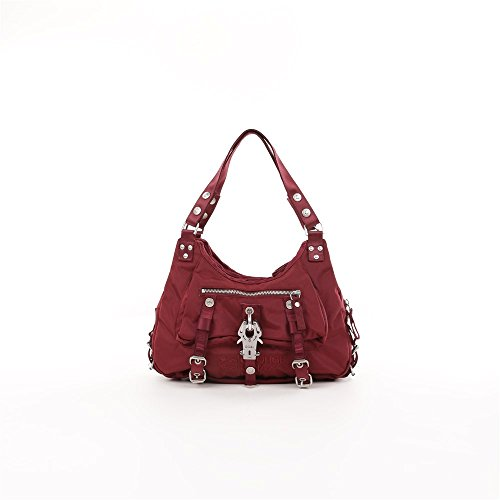 George Gina & Lucy  Mos Cowgirl, Pochette pour femme rouge bordeaux one seize
