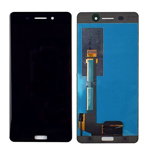 Nokia Touch Screen - New Black 5.5