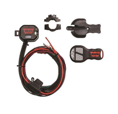 amazon com warn 90288 wireless remote for atv and utv automotive