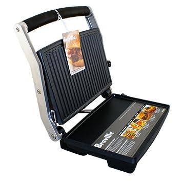 Amazon.com: Breville bsg520 X L Panini Press 2 sandwichera ...