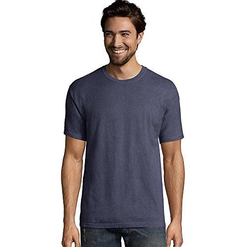 Hanes Men's ComfortWash Garment Dyed Short Sleeve Tee