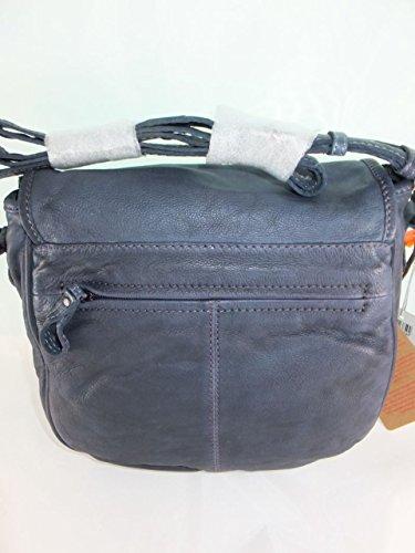 Design VOi Leather donna Blau VOi secchiello a Borsa Leather wtHPxqR