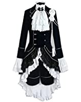 LifeShoppingMall Black Butler Ciel Phantomhive Cosplay Costume
