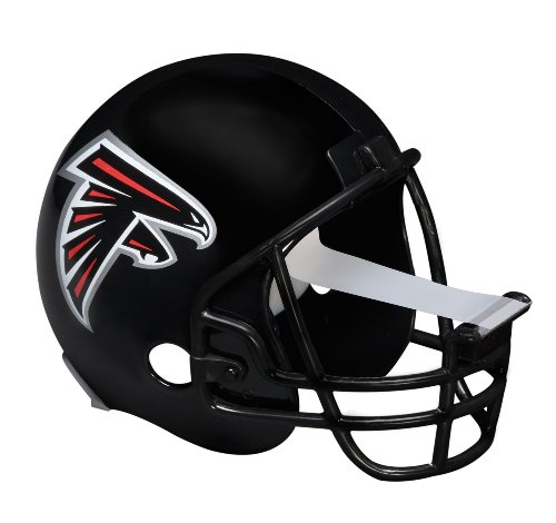Scotch Magic Tape Dispenser, Atlanta Falcons Football Helmet with 1 Roll of 3/4 x 350 Inches Tape