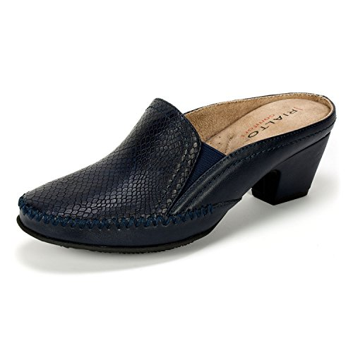 Rialto 'VETTE' Women's Clog, Navy - 9.5 M Navy Ladies Shoes
