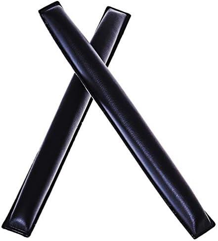 Artibetter 2個入りヘッドバンドクッションパッド交換ポータブル実用PUフォームヘッドビームパッド互換性ゼンハイザーHD25ヘッドフォン(ブラック)