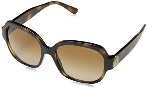 Michael Kors Women's Suz 0MK2055 56mm Dark Tortoise/Brown Gradient - Women For Sunglasses Mk