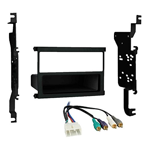 (Metra 99-8157B Dash Kit + Amp Integration Harness for 92-00 Lexus SC300/SC400)