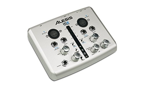 ALESIS IO2 Express | 2-Channel USB Recording Interface wi...