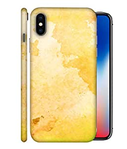 ColorKing Apple iPhone X Case Shell Cover - Color Multi Color