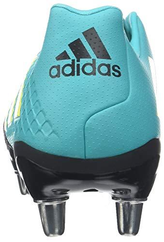 Aqua de Adidas SG F18 Core F18 Black Negro Rugby Yellow Kakari Elite res para Botas Shock Hombre Hi qIR4aInwx