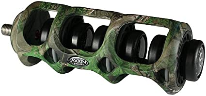 Axion SSG Silencer Stabilizer, 4-Inch/6-Ounce, Realtree Extra