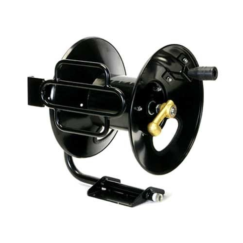 Legacy Fixed Base Pressure Washer Hose Reel, 100' by Legacy