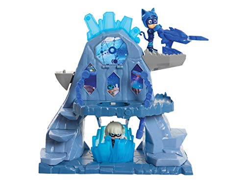 (PJ Masks Super Moon Adventure Playset, Multicolor )