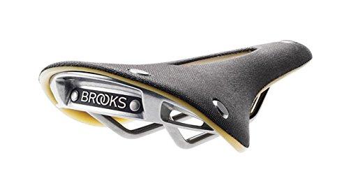 BROOKS ブルックス C15 CARVED CAMBIUM SADDLE カーブド カンビウム サドル B01DRL07QKSLATE