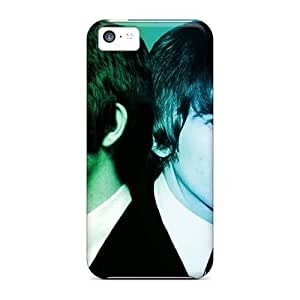 Anti-Scratch Hard Cell-phone Case For iphone 5s (HLK3271mQRl) Unique Design Vivid The Beatles Image