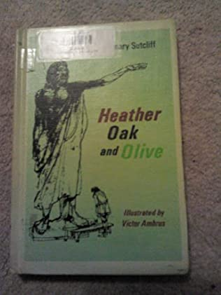 book cover of Heather, Oak, and Olive