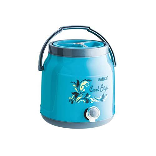 FABLE Polypropylene Water Jug   7.5 L, Blue