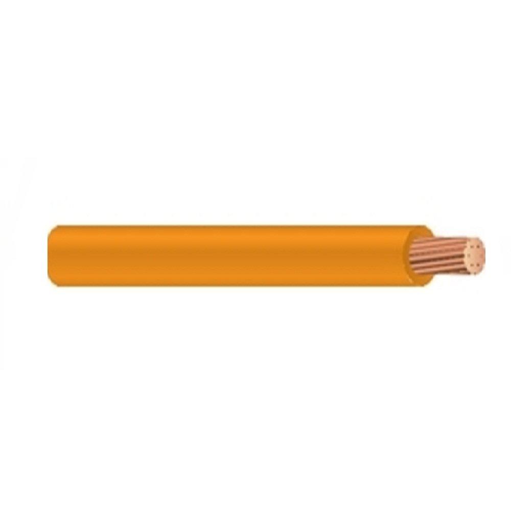 【お買得!】 500 ' 6 m-1201 – 08 12 08 AWG Conductor 1 6 Conductor Stranded BCオレンジXLP断熱材非シールドxhhwケーブル B07BRKM3D6, 田子町:bda834cf --- a0267596.xsph.ru