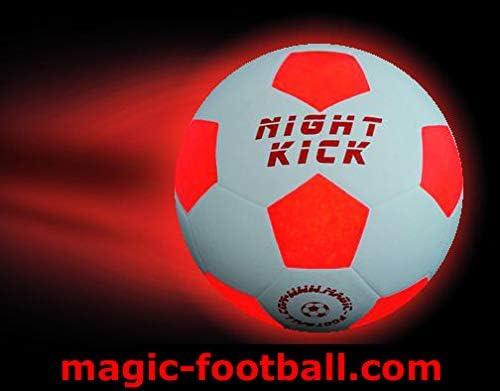 Pelota de futbol Night Kick: Amazon.es: Electrónica