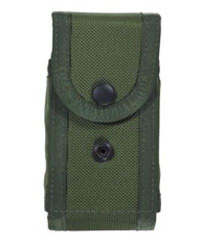 Bianchi, M1030 Military Quad Magazine Pouch, Olive Drab, Size 01