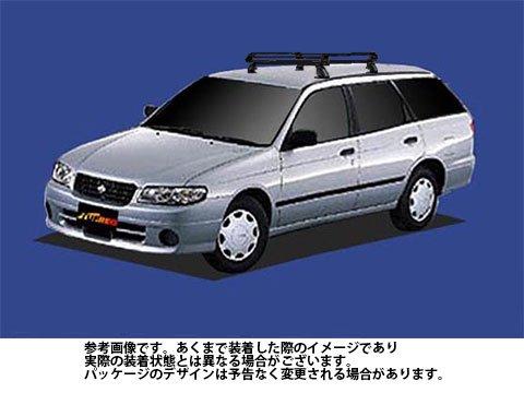 ルーフキャリア PE22C1 エキスパート / W11 Pシリーズ タフレック TUFREQ 精興工業 B06XZWTNC3