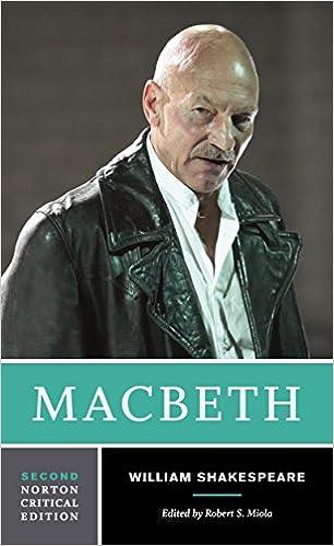 9780393977868: macbeth (norton critical editions) abebooks.