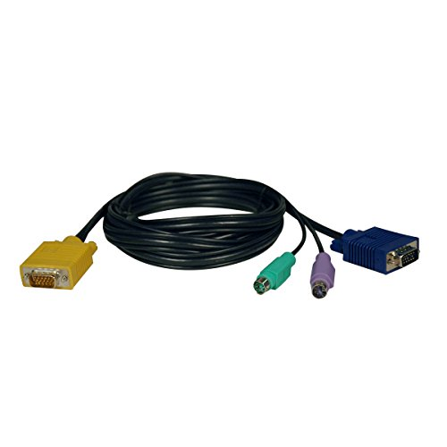 Tripp Lite P774-006 KVM PS/2 Cable Kit for B020/B022 Series Switches - 6ft by Tripp Lite