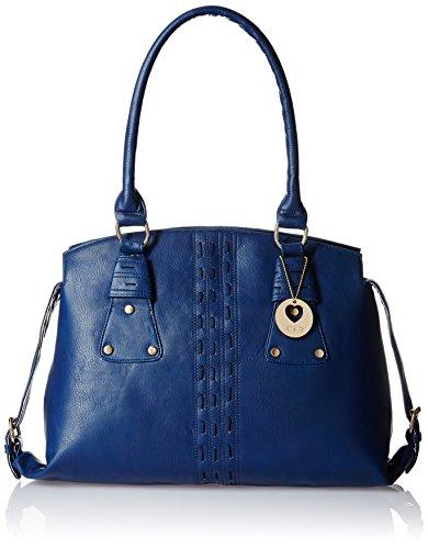 Lengloy Women's Shoulder Bag (Dark Blue) (LY227DBLU)