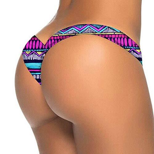 HITSAN INCORPORATION TOKITIND S-XL Tiny Brazilian Bikini Bottom Female Swimwear  Women G-String 3c3fb63797