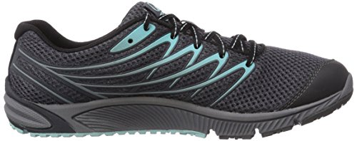 para ARC Bare Access Running para Mujer Black de Merrell Zapatillas Asfalto Adventurine 4 Eq0Txfw4nw