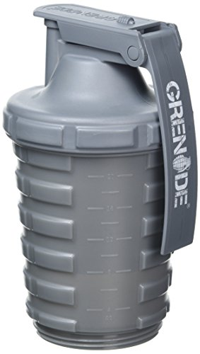 Grenade Shaker Bottle Protein Cup With Storage