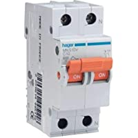 Hager M144698 - Magnetotermico 1 polo + neutro