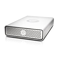 G-DRIVE USB delivers high performance storage in a compact and robust yet stylish package. Featuring a remarkably fast USB 3.0 interface that meets the needs of the creative professional, this, this 7200RPM drive is encased in an all-aluminum...