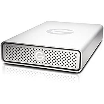 G-Technology G-DRIVE USB 3.0 4TB External Hard Drive (0G03594)