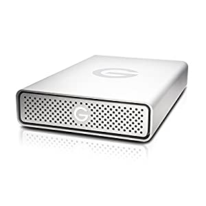 G-Technology G-DRIVE USB 3.0 4TB External Hard Drive (0G03594)