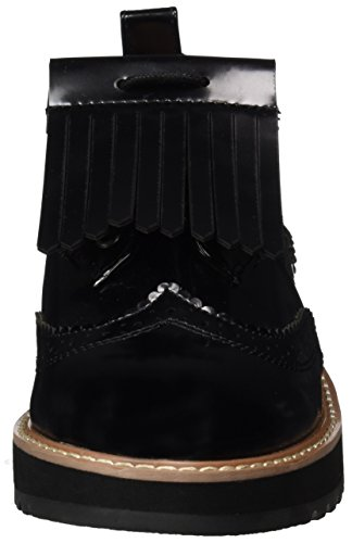 Femme Jeans Brogues Tassel Noir Pepe Black Ramsy dHIwqHgO