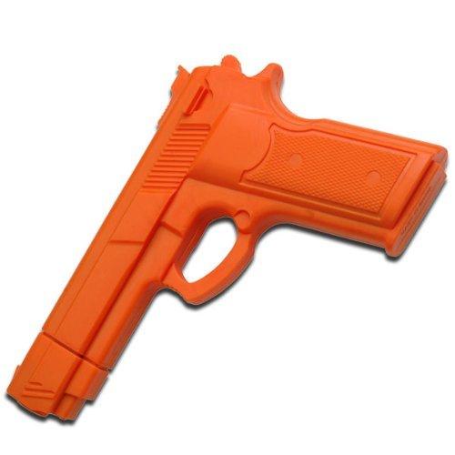 BladesUSA Rubber Training Gun, Orange Model: 3200OR
