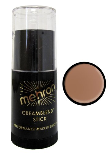 (Mehron Inc. A/R Cream Blend Stk Lt)