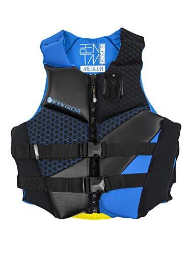 Body Glove Mens Phantom Uscga Life Vest -XL Mens Phantom Uscga Life Vest