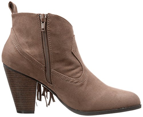 Women's 01 Taupe Bootie Ankle Qupid Nixon fqx0HwT