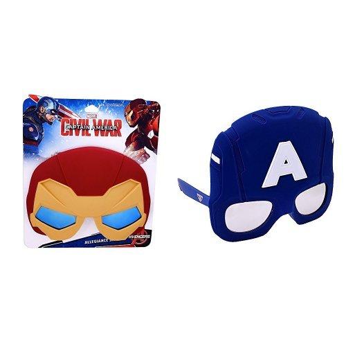 Superhero 2 - Sunglasses Iron Tony Stark Man