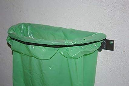 QLS M/üllsackst/änder Sack Wandhalterung M/üllbeutelst/änder Abfalleimer Sackhalter