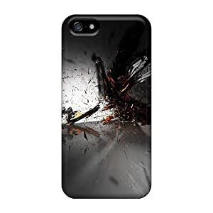 HNkRbWZ6796eRKOF Case Cover, Fashionable Iphone 5/5s Case - Abstract 1 by lolosakes